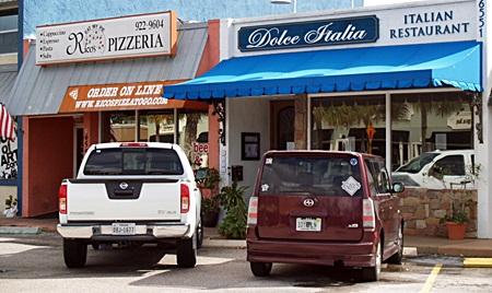 Ricos Pizzeria and Dolce Italian Restaurant