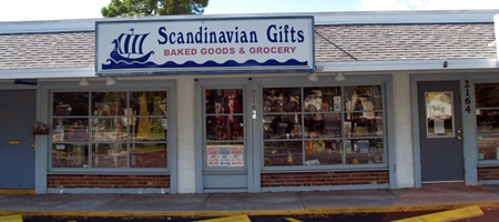 Scandinavian Ethnic Shop in Gulf Gate sarasota