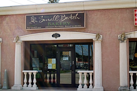 The Small Batch Bakery in Sarasota's Gulf Gate neighborhood