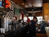 The 50's era Hob Nob Drive In Restaurant Sarasota