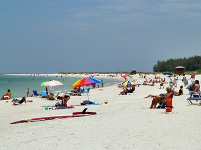 Lido Key Beach Sarasota Florida