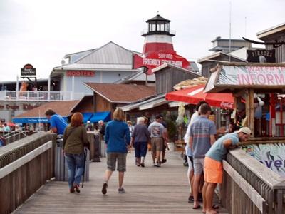 Johns Pass Boardwalk