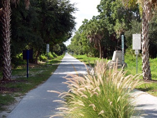 Here's a map of the Legacy Trail you can print out and take along with you on your Sarasota biking adventures. Click here for the map! (will open a new browser window)
