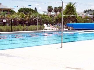 Lido Key Beach Public Pool