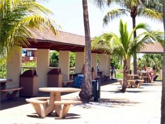 Pavilion at Lido Key Beach
