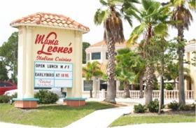 Mama Leones Restaurant in Nokomis, Florida