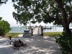 Mar Vista Restaurant and bar waterfont dining establishment Longboat Key Florida