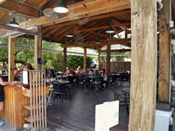 The Mar Vista Waterfront Restaurant Longboat Key Florida