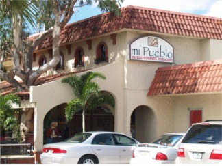 Mi Pueblo Mexican Restaurant in Venice Florida
