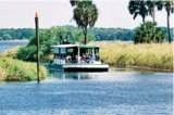 Airboat at Myakka River State Park Sarasota County Florida