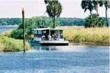 Airboat at Myakka River State Park Sarasota County Florida