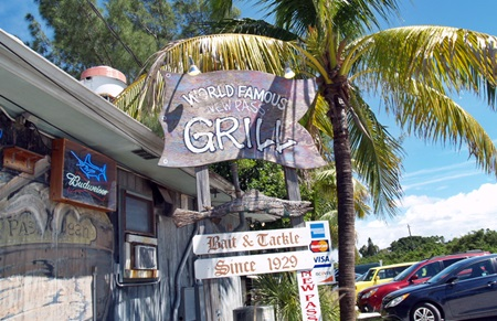 New Pass Grill Sarasota Florida