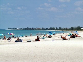 Nokomis Beach Florida Sun Worshipers