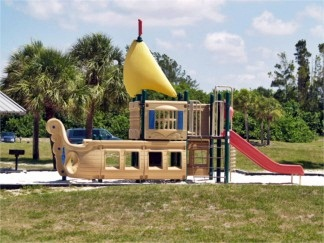 Nokomis Beach Playground South Casey Key