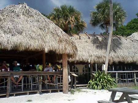 OLearys Tiki Hut Bar and Grill Sarasota