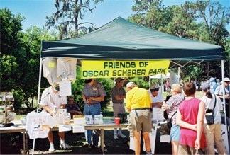 Oscar Scherer Park Earth Day Sarasota County