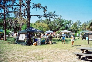 Oscar Scherer Park Earth Day Events