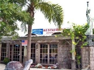 Phillippi Creek Village Restaurant and Oyster Bar Sarasota Florida