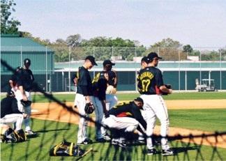 Pittsburgh Pirates Spring Training at Pirate City