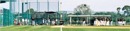 Pittsburgh Pirates Spring Training at Pirates City