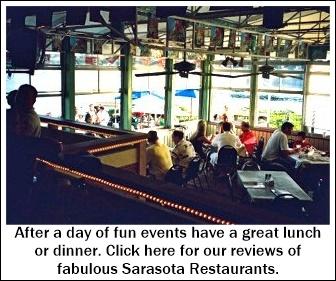 Sarasota waterfront restaurants