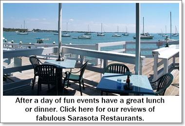 Sarasota waterside dining