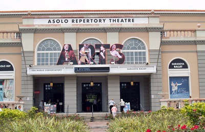 The Asolo Theater on the Ringling Grounds in Sarasota.