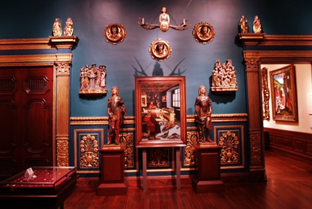 Renaissance Art Collection at the Ringling Art Muesum in Sarsota, FL