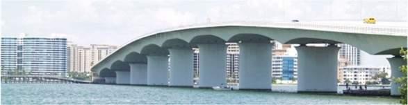 John Ringling Bridge Sarasota Florida