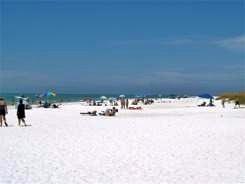 Sandbar Beach on Anna Maria Island