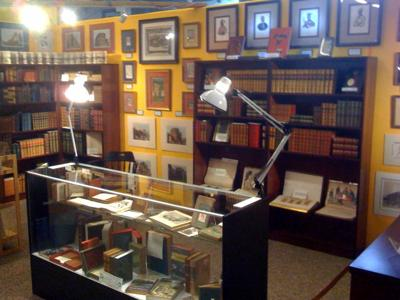 Our 2009 Booth, Aspen Antiques and Fine Arts Fair