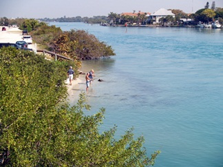 Intracoastal Waterway at Albee Road Bridge, Casey Key