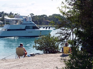 Sarasota Flodia Fishing on the ICW