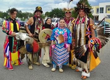 Sarasota Native American Indian Festival
