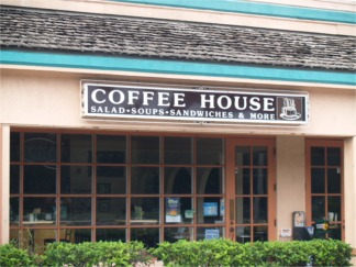 Simons Coffee House in Sarasota Florida