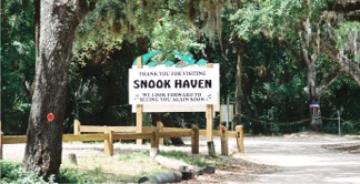 Snook Haven Resort near Venice Florida
