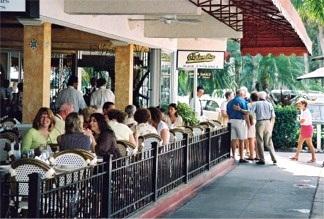The Columbia Restaurant On St Armands Circle Off Sarasota Florida