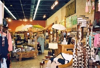 Shopping on St Armands Circle