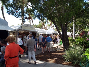 St Armands Art Festival 2