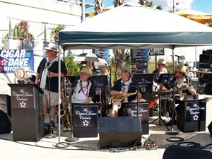 The Big Band Orchestra Live at the Tampa Cigar Fest