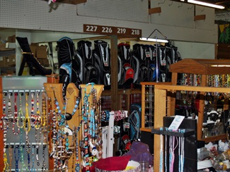Find all kinds of wares at the Dome Flea Market in Sarasota County Florida
