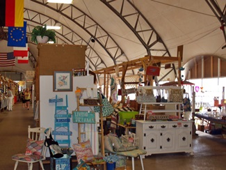 The Dome Flea Market in South Venice Florida