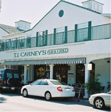 TJ Carneys in downtown Venice Florida