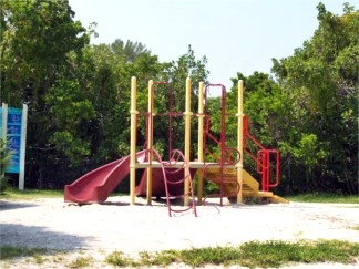 Turtle Beach Lagoon Playground
