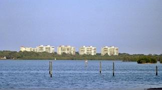 Turtles Restaurant Siesta Key on Little Sarasota Bay
