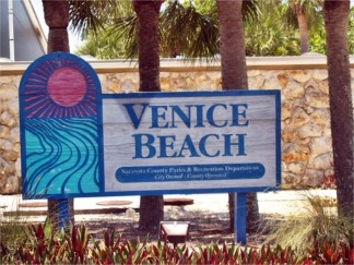 Venice Beach Florida welcomes you