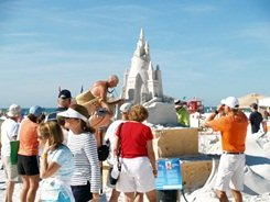 Siesta Key master sand sculpting competition
