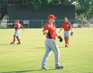 Reds Spring Training in Sarasota