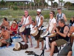Nokomis Drum Circle