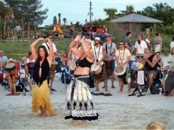 Nokomis Drum Circle Dancers